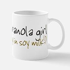 Crunchy Granola Girl - Mug