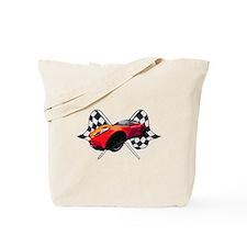 Lotus Racing Tote Bag