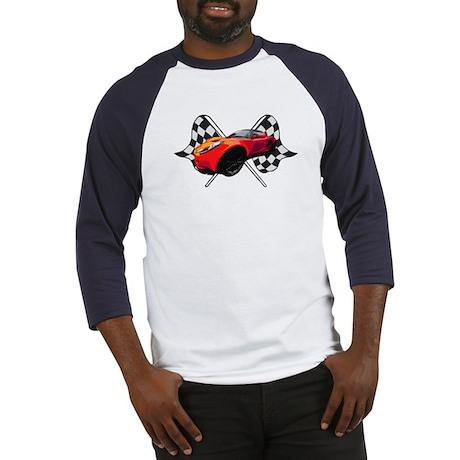 Lotus Racing Baseball Jersey