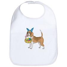 Beagle Easter Bib
