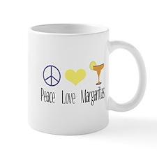 Peace Love Margaritas Mug
