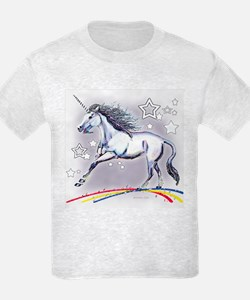 Unicorn and Stars T-Shirt