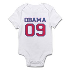 Obama 09 Infant Bodysuit