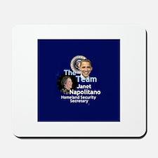 Team Napolitano Mousepad