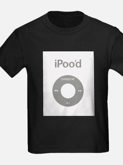 I-Poo'd - T