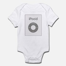 I-Poo'd - Infant Bodysuit