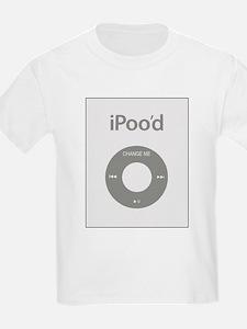 I-Poo'd - T-Shirt