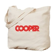 Cooper - Tote Bag