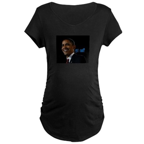 got cool? Maternity Dark T-Shirt