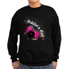 Soldier's Girl Kiss Sweatshirt