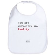 You are currently in: Reality - Bib