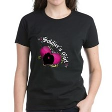 Soldier's Girl [Kiss] Tee