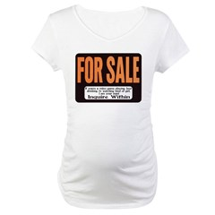 For Sale Shirt