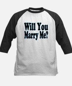 Will You Marry Me? His Tee