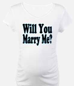 Will You Marry Me? His Shirt