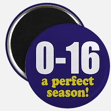 0-16 Perfect Season Magnet