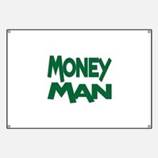 Money Man Banner
