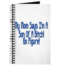 My Mom Says Journal