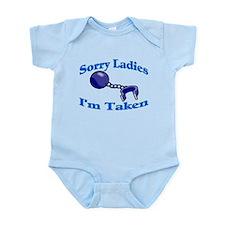 I'm Taken Infant Bodysuit