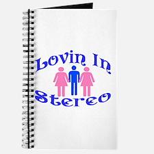 Man Stereo Journal