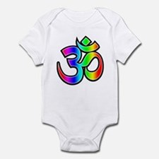 Om - Rainbow Infant Bodysuit