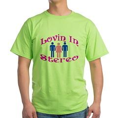Woman Stereo T-Shirt