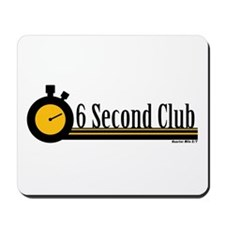 6 Second Mousepad