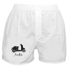 Just Scoot Boxer Shorts