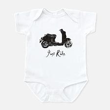 Just Scoot Infant Bodysuit