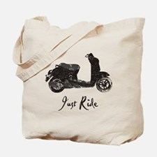 Just Scoot Tote Bag