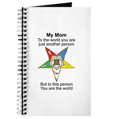 My Mom Journal