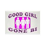 Good Girl Gone Bi Rectangle Magnet (100 pack)