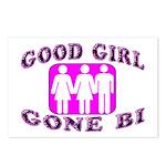 Good Girl Gone Bi Postcards (Package of 8)