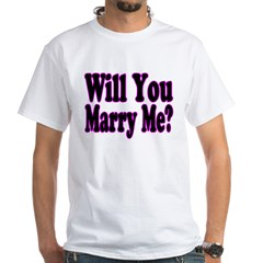 Will You Marry Me? Hers Shirt