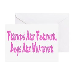 Friends Are Forever Greeting Card