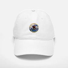 Extreme Tahoe Snowboarder Baseball Baseball Cap