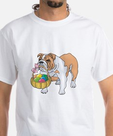 Bulldog Easter Shirt