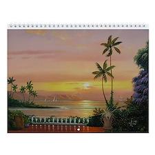 LiretteStudio.com Seascape Wall Calendar