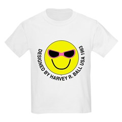 Silly Smiley #44 T-Shirt