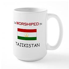 I'm Worshiped In TAJIKISTAN Mug