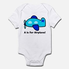 A is for Airplane! Onesie