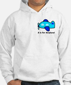 A is for Airplane! Hoodie