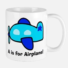 A is for Airplane! Mug