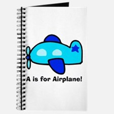 A is for Airplane! Journal