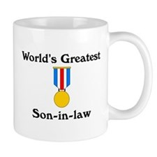 WG Son-in-law Mug