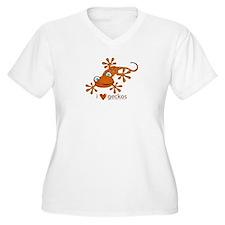 ..::i {heart} geckos::.. T-Shirt