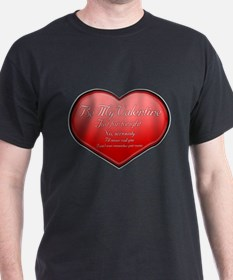 One Night Valentine T-Shirt
