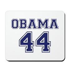 """""""Obama 44"""" Mousepad"""