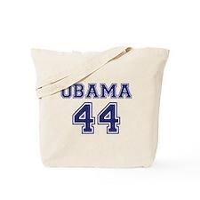 """Obama 44"" Tote Bag"
