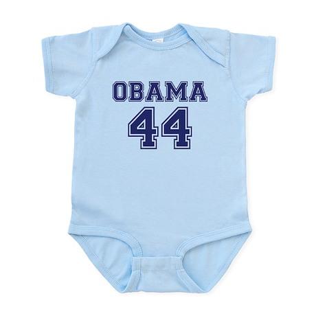 """""""Obama 44"""" Infant Bodysuit"""